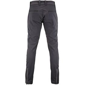 Klättermusen Dvalin - Pantalones de Trekking Hombre - negro